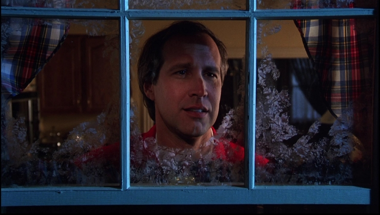 Clark fantasises about a better Christmas