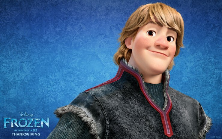 Kristoff in Disney's Frozen