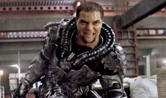 General Zod in Man of Steel