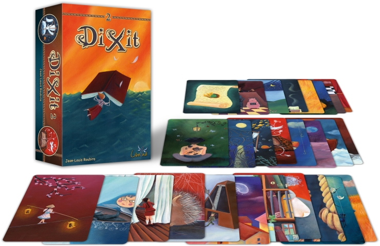 Dixit game set