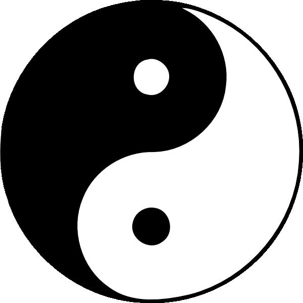 tai chi symbol clip art