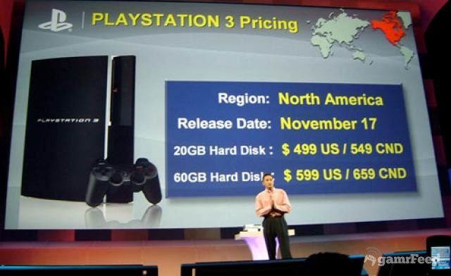 Sony's arrogant PS3 launch didn't stop them launching the PS4 with humility