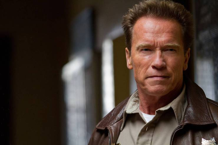 Dumb: Arnold Schwarzenegger in The Last Stand