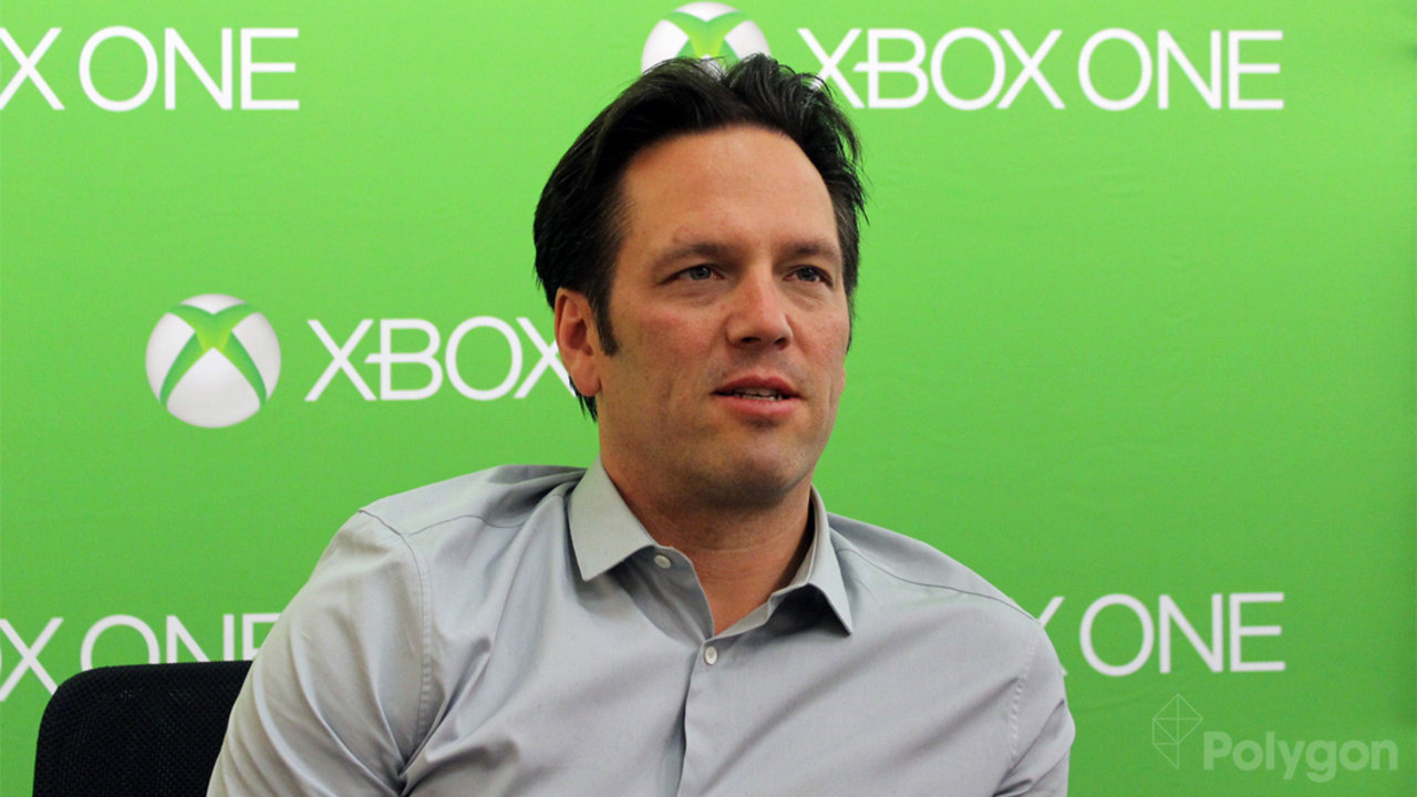 Phil Spencer, VP of Microsoft Game Studios