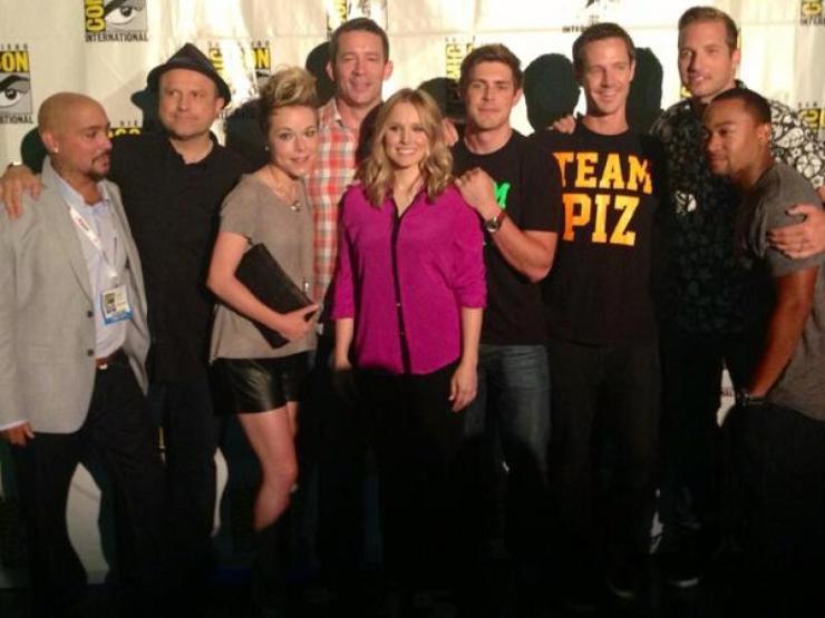 Cast of the Veronica Mars movie