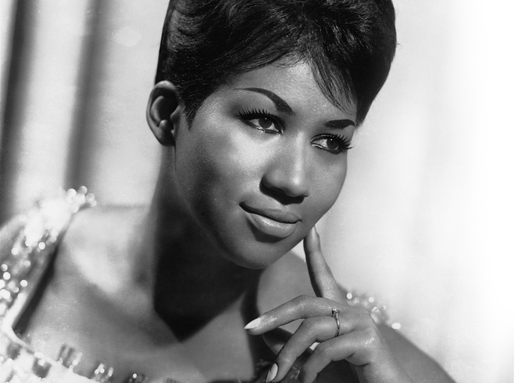 Aretha Franklin: got soul to spare