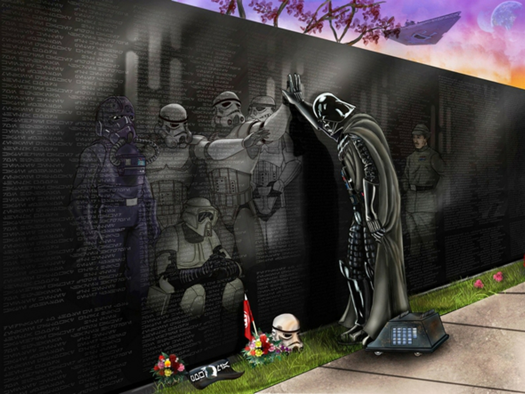 Star Wars: Imperial memorial
