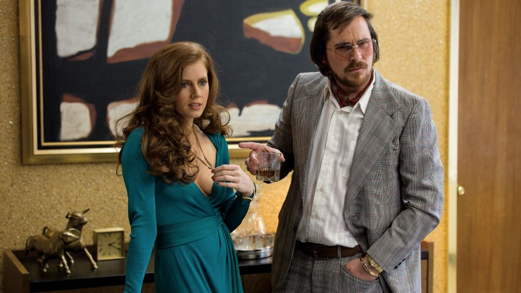American Hustle a con?  You can't be serious!