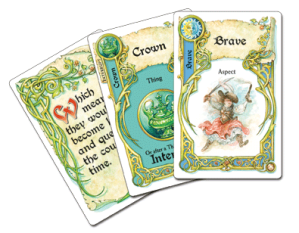 Once Upon A Time cards
