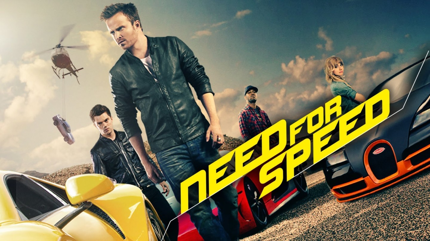 Need for Speed 2014 Hindi 720p 480p BluRay [Dual Audio] [Hindi - English] x264 Dr.STAR